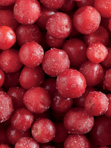 Frozen fruits IQF : Lingonberry