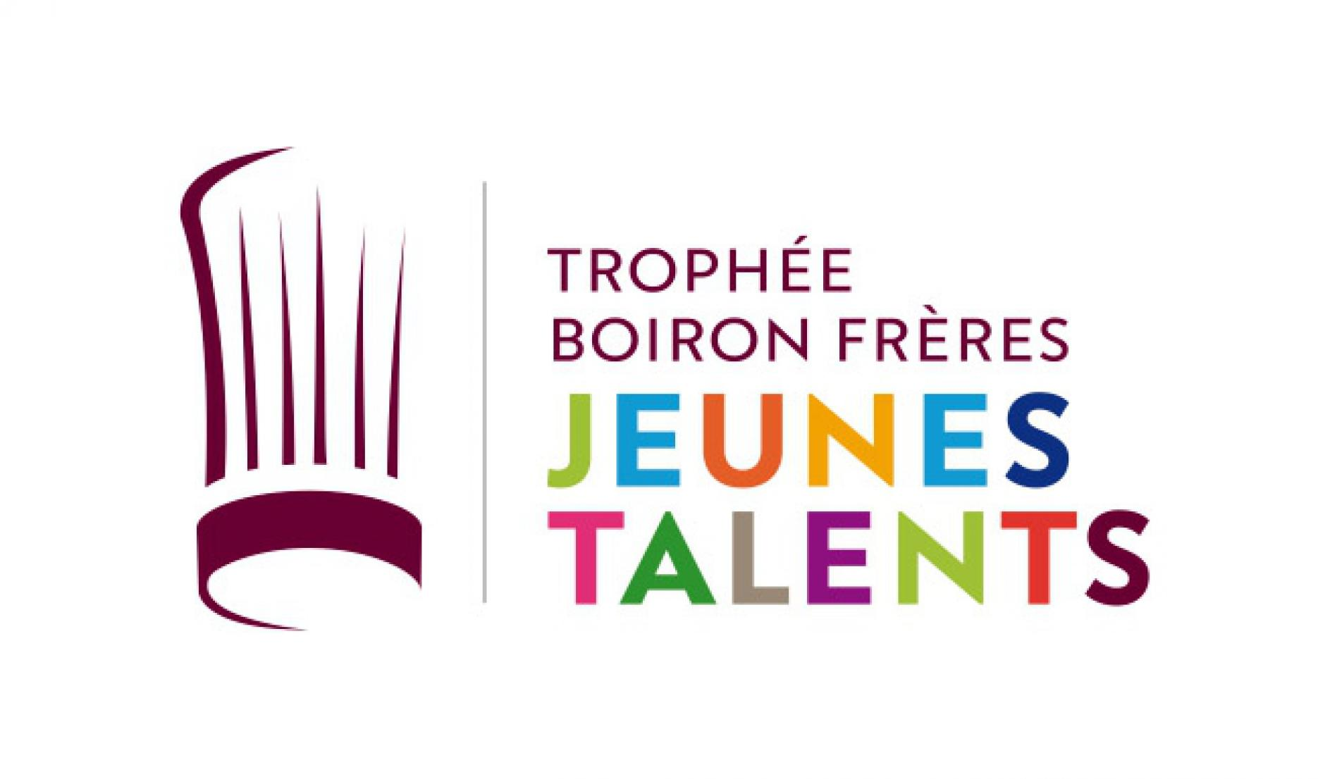 Boiron Frères is launching an exceptional Gold trophy for young food professionals!