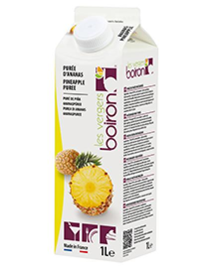 Fruit puree ambient: Pineapple 1l ℮