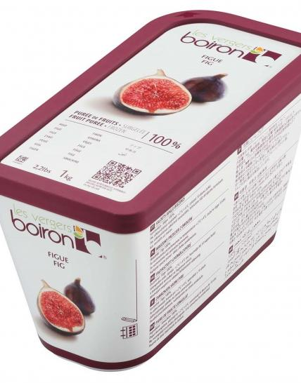 Frozen Fruit puree 100%: Fig 1kg