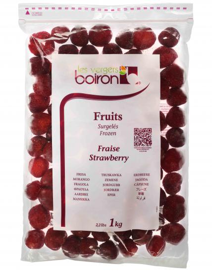 Frozen Fruits: Strawberry 1kg