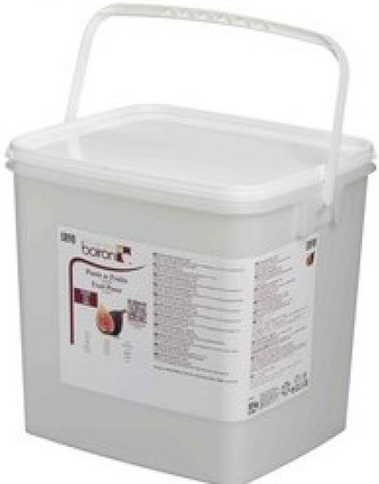 Frozen Fruit puree 100%: Fig 1x10kg