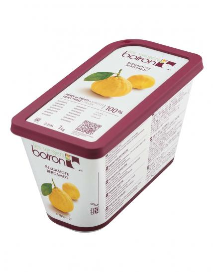 Frozen Fruit puree 100%: Bergamot 1kg