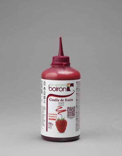 Frozen Coulis: Raspberry 500g