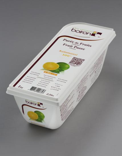 Frozen Fruit puree 100%: Kalamansi 1kg