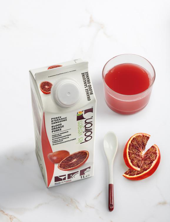 Ambient fruit purées