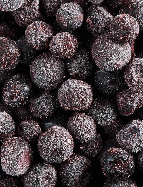Frozen fruits IQF : Blueberry