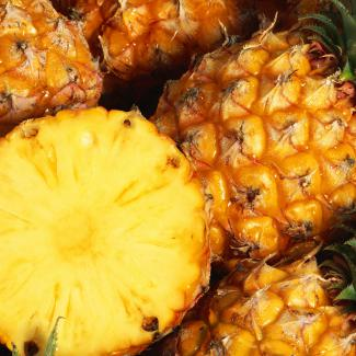 Pineapple (Tropical fruits)
