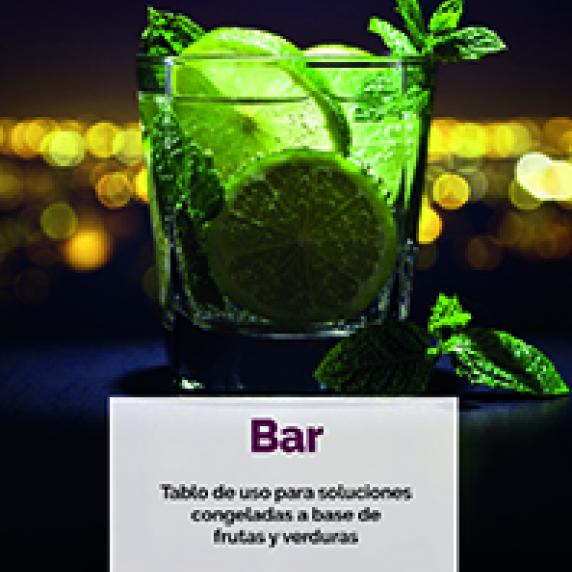 Descargar la tabla de bar