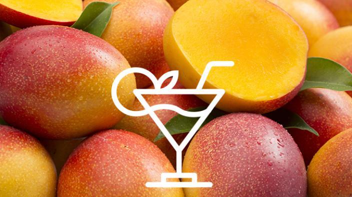 Aprikosen-mango-martini