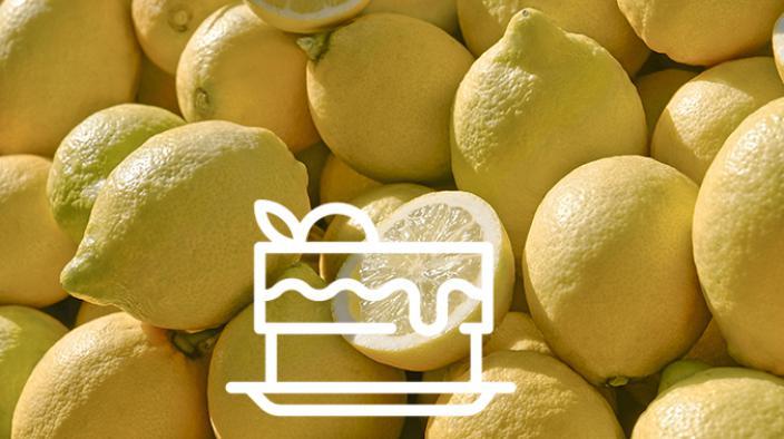 Tarte citron - passion
