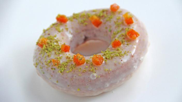 Donut de azahar
