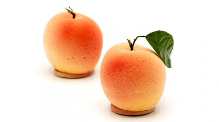 Abricot glacé