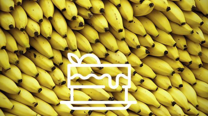 VERRINE « MARQUISE DES ILES »  à la BANANE et au CAFE