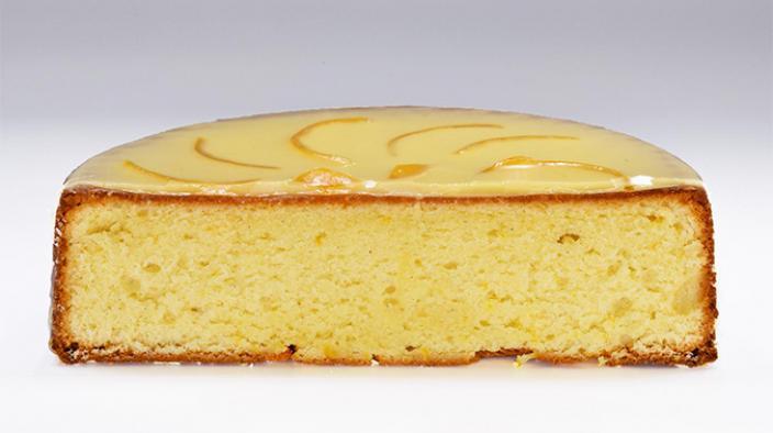Gâteau à l'orange et amande