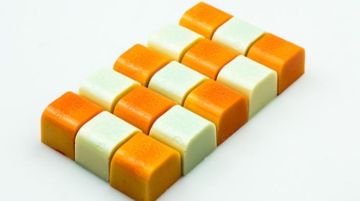 Füllung mit korsischer Klementine