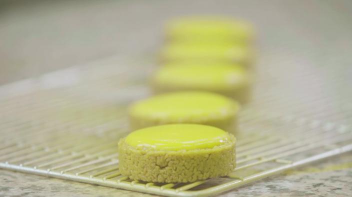 Vegan IGP Lemon Tartlet